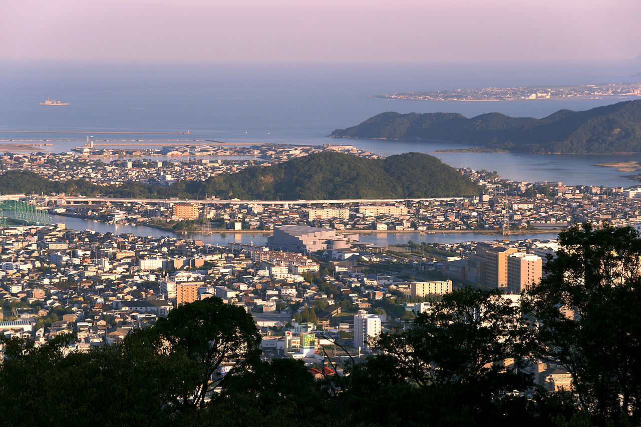 4 Days Tour of Seto Inland Sea region: Arima Onsen & Tokushima