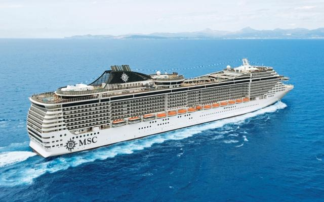 Japan Cruise by MSC Group