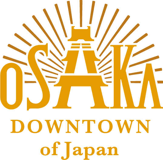 OSAKA; DOWNTOWN of Japan