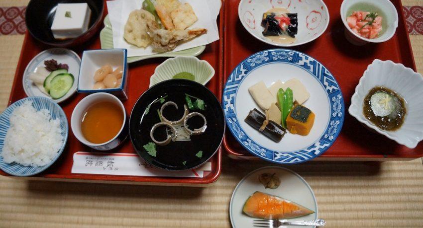 Dinner Koyasan Mt.Koya