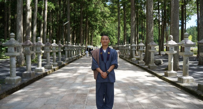 Hiking tour in Mt.Koya