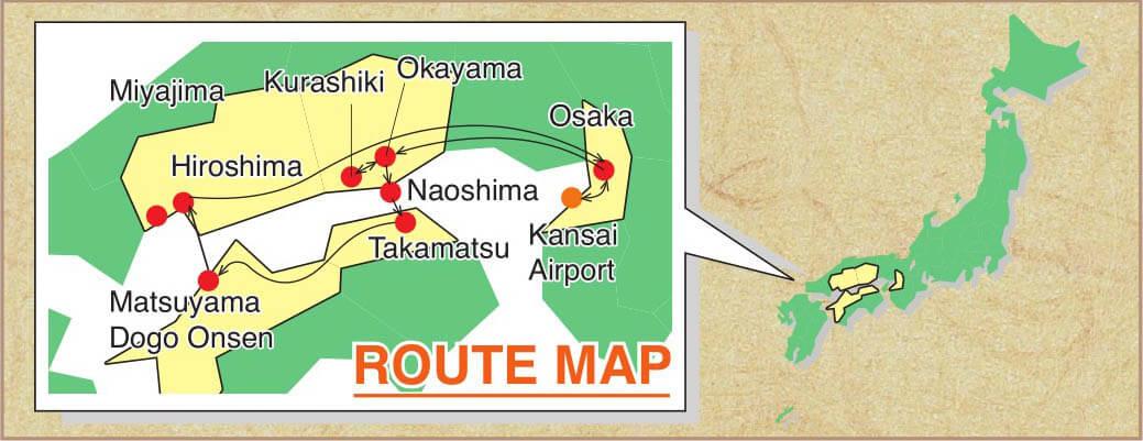 Discover Chugoku & Shikoku