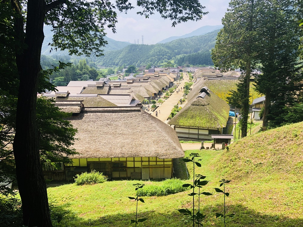 Ouchijuku (Fukushima Prefecture)