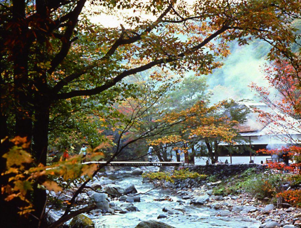 Aoni Onsen in Aomori