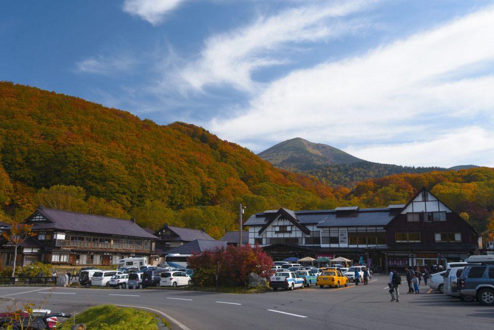 Sukayu Onsen in Aomori
